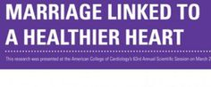Infographic: How marriage helps your heart | Articles | Main