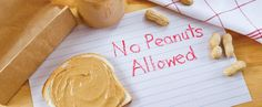 What's a Food Allergy? What's a Food Intolerance Peanut Flour, Peanut Butter, Nut Free Snacks, Kids Allergies, Peanut Allergy, Healthy School Lunches, Food Intolerance, Allergy Free, Peanuts