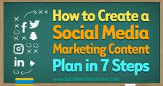 Wondering how to deliver relevant social media content consistently? Discover how to create a social media marketing content plan for your business.