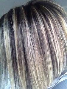 Lowlights For Gray Hair Blending Gray Hair With Blending Gray Hair Gray Hair Highlights Hair Highlights And Lowlights