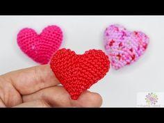 Diy Amigurumi 3d Herz Häkeln Anhänger Stan32 Pinterest