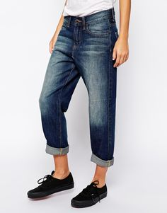 Dr Denim Boyfriend Jeans