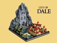 https://flic.kr/s/aHsjDq5ZBZ | Middle Earth | Herr der Ringe, Lego, Middleearth, Lord of the Rings, Hobbit, Mittelerde