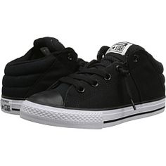 5686513ae1981d Converse Kids Chuck Taylor All Star Ox (Infant Toddler) Kids Shoes Midnight  Indigo