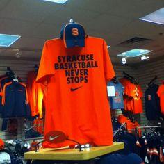 Syracuse Basketball is #1
