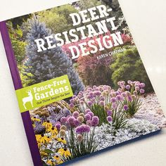 Deer-Resistant Design by Karen Chapman proves that beautiful gardens can co-exist with deer and shows you how to make it happen. Herb Garden Design, Modern Garden Design, Vegetable Garden Design, Garden Ideas, Deer Garden, Lawn And Garden, Formal Gardens, Modern Gardens, Japanese Gardens