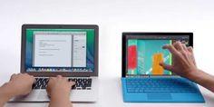 "Microsoft Surface Pro 3 vs MacBook Air 13"" 2014: ultrabook or convertible?"