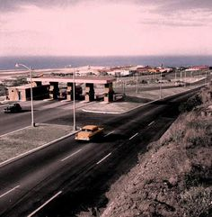 Peaje de la Autopista Caracas-La Guaira (1955)