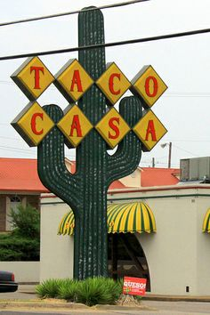 "Taco Casa,Tuscloosa,AL ""under the biggest cactus in town"" locations in Birmingham,Tuscaloosa & Northport in Alabama"