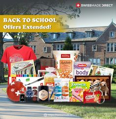 """Back to school offers has been extended with new discount! Get a 15% discount on Swiss food & 20% off on other items. Use coupon code """"BACKTOSCHOOL15"""" & """"BACKTOSCHOOL20"""" to get the discount. Offer Expires on 31.08.2020 Energy Bars, Back To School, Coupon, Coding, Shopping, Food, Coupons, Meals, Beginning Of School"""