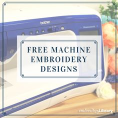 Find FREE machine embroidery designs monthly! from www.emblibrary.com.