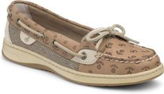Sperry Top-Sider Angelfish Anchor Embossed Slip-On Boat Shoe  My favorite shoe from Sperry yet!!!