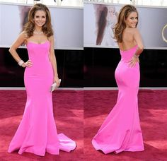 2013 Oscars! Ahhhh!!! I love this look! Perfect combination of sexiness and innocence!