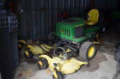 2004 John Deere 2653A diesel rotary trim mower - For Sale - TurfNet.com