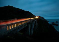 Rocky Creek Bridge by Jeff Graham, via 500px