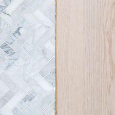 Flooring perfection. Both of them. Together. by @threebirdsrenovations 📷 @concretehoney
