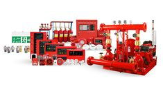 Since 2005, Fire Alarm and Suppression System Manufacturer&Whole Solution Designer