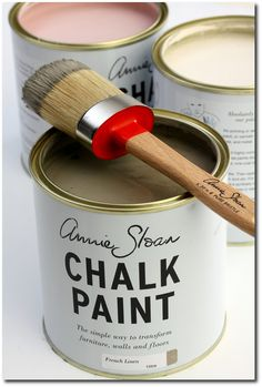 All About Annie Sloan Painted Furniture