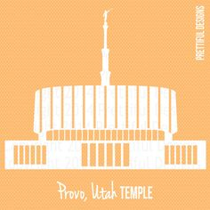 provo city center temple utah lds mormon clip art png eps With vinyl lettering provo utah