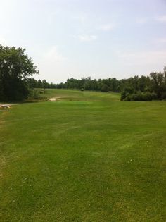 Rolling Meadows Hole 1 from the red tees. For Procella: http://www.procellaumbrella.com/