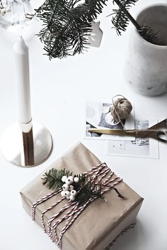 Only Deco Love: Small Christmas Gift and Wrapping ideas from Sudio Sweden