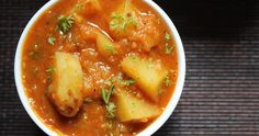 A really delicious aloo tamatar curry which goes great with poori or bhatura . Love the little spicy, tangy curry a lot. It is pretty s...