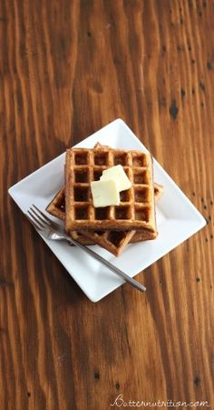 My love for Belgian waffles probably has something to do with the crispy edges and deep pockets that make the perfect crevices for catching butter and maple syrup. Unfortunately, most gluten free waffles are loaded with gums, such as xanthan or guar gum that can irritate the gut, ruining your overall waffle experience. Instead, I use a combination of sweet...Read More »