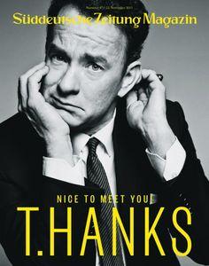 Nice to meet you T.Hanks