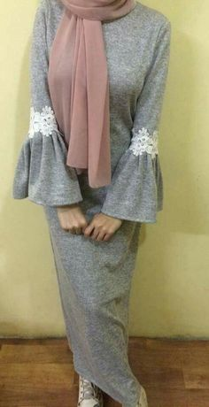 Hijab dress  Pinterest: @GehadGee