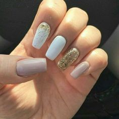 ✔ most sexy and trendy prom and wedding acrylic nails and matte nails for this season 24 Wedding Acrylic Nails, Simple Acrylic Nails, Best Acrylic Nails, Simple Nails, Wedding Nails, Hair Wedding, Stylish Nails, Trendy Nails, Faux Ongles Gel