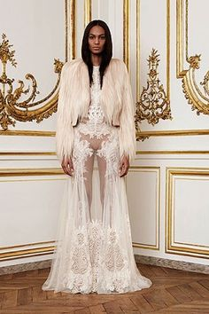 Riccardo Tisci for Givenchy Fall 2010