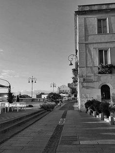 Quartiere Castello - Via Santa Croce Santa