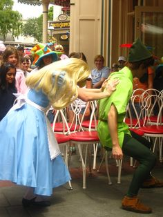 """""""Peter...MOVE!!"""" """"No Alice! I am sitting in my invisible seat!"""" """"Uuuugggghhhh!"""""""