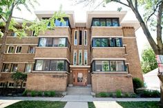 645-Ontario-St Typical apartment building in Oak Park