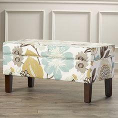 Alcott Hill Thurston Upholstered Storage Bedroom Bench & Reviews | Wayfair