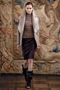 Women's fashion: Jitrois Fall-Winter 2014/2015 collection