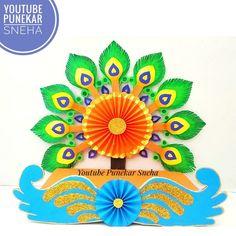 Decoration For Ganpati, Crafts, Manualidades, Craft, Crafting, Handicraft, Artesanato, Handmade Crafts