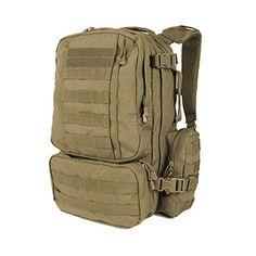 Condor Convoy Outdoor Pack Tan *** Click for Special Deals  #TacticalBackpacks