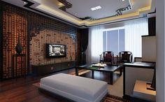 flat-screen-chinese-feature-wall-lounge.jpeg (980×608)