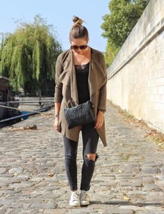 Chic and Clothes - Blog mode Toulouse: Sur les quais de Paris