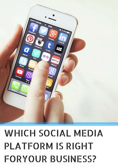 Recent research shows that only 36% of small firms have a social media platform, with Facebook being the most common choice. As it has over one billion users, it's easy to understand why many businesses start a Facebook page as their 'default' social media. But is Facebook really the best platform for your business? This post compares some of the big players to find out.