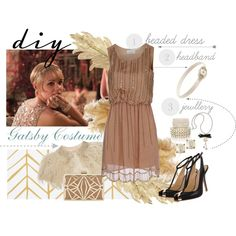 """Great Gatsby"" by zoenian on Polyvore"