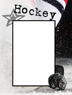 Unframed 8x10 Hockey Skate Picture Matte by SapphireCustomPhotos, $10.00