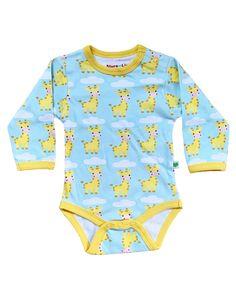 Lisa, Kind Mode, Giraffe, Onesies, Baby, Clothes, Fashion, Swedish Design, Sachets