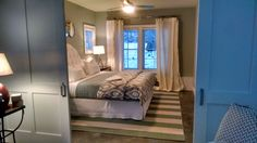 """""""Tucked In"""" A gorgeous one bedroom cottage for short term rental in downtown Manchester Ctr, Vt."""