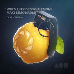 This Aperture Labs' lemon grenade has been minted, for science! :3
