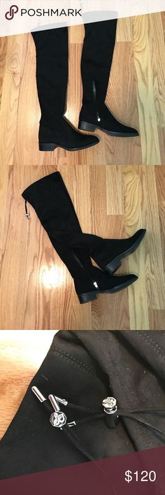 Spotted while shopping on Poshmark: BRAND NEW SAM EDELMAN PALOMA OVER THE KNEE BOOTS!! #poshmark #fashion #shopping #style #Sam Edelman #Shoes