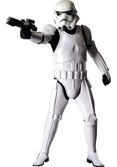 Authentic Stormtrooper Costume - Star Wars Halloween Supreme Edition Storm Trooper