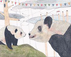 Panda Art. What I call Pandart!