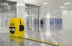"Radford Wallis, ""Giant Office Supplies"", Division of Space Instillation, 2011"